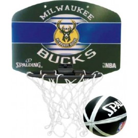 ΜΠΑΣΚΕΤΑΚΙ Spalding Milwaukee Bucks 77-668Z1