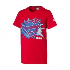 Puma Justice League Tee | Παιδικό T-shirt (850267-55)