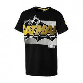 Puma Justice League Tee | Παιδικό T-shirt (850267-01)