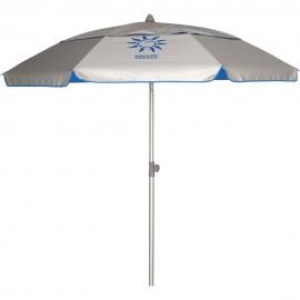 Ομπρέλα παραλίας Escape 2m με αεραγωγό εκρού (12205)