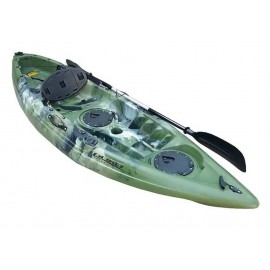 Fishing KAYAK ΨΑΡΕΜΑΤΟΣ GOBO SALT New 1 ΑΤΟΜΟΥ GREEN