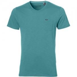 O'Neill Jack's Base V-neck T-shirt 8A2368-6141 (Πετρόλ)