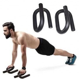 ΛΑΒΕΣ ΠΙΕΣΕΩΝ push ups Pro- fit Iron Black (97741)