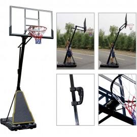 Φορητή Μπασκέτα με βάση, Amila Deluxe Basketball System 49222