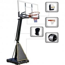 Φορητή Μπασκέτα με βάση Amila Deluxe Basketball System 49220