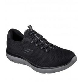 Ανδρικό αθλητικό παπούτσι Skechers Summits 52811-BKCC