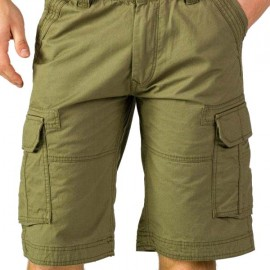 GLORY & HERITAGE Cargo Shorts 37-18021 χακί
