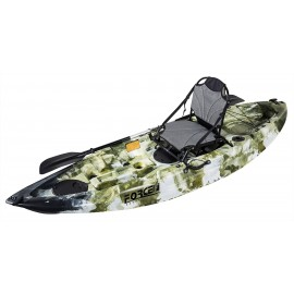 Fishing KAYAK ΨΑΡΕΜΑΤΟΣ Force Andara Sot Full 0100-0121XARMY