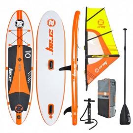 SUP Φουσκωτό zray W1 iSUP & windsurf