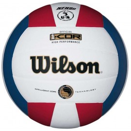 Μπάλα βόλεϊ Wilson Indoor i-Cor High Performance Volleyball (wth 7700 XRWB)