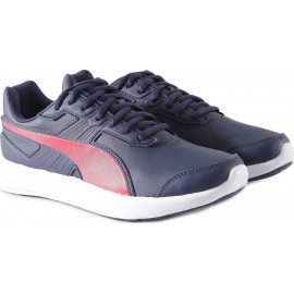 Puma Escaper SL Jr FOOTWEAR (190184 09) peacoat /ribbon red