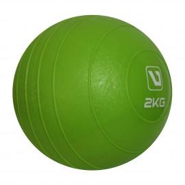 Pilates Weight Ball (Μπάλα βάρους) 2kg από την LiveUp ( Β 3003-02)