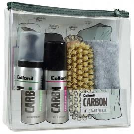 Σετ καθαρισμού και αδιαβροχοποιησης υποδημάτων Collonil Starter Kit 120 16