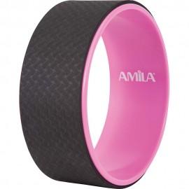 Yoga Wheel Φ33cm amila (81792)