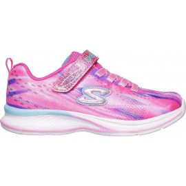 Skechers Jumpin Jams Dream Runner 81392N-PKMT ΡΟΖ-ΜΟΥΛΤΙ