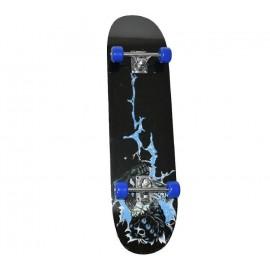 Skateboard Τροχοσανίδα στενή ΑΘΛΟΠΑΙΔΙΑ, απλή Νο1 3999 LT