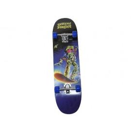 Skateboard Τροχοσανίδα στενή ΑΘΛΟΠΑΙΔΙΑ, απλή Νο1 3999 ZB