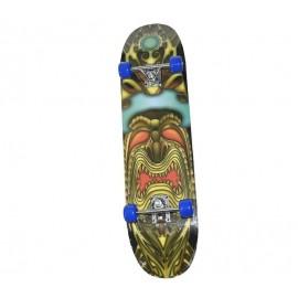 Skateboard Τροχοσανίδα στενή ΑΘΛΟΠΑΙΔΙΑ, απλή Νο1 3999 TM