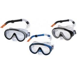 Σέτ μάσκας με αναπνευστήρα Θαλάσσης Escape Explorer (52244)
