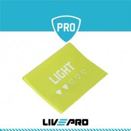 Live Pro Λάστιχο Αντίστασης (κορδέλα) Light Β 8413-L