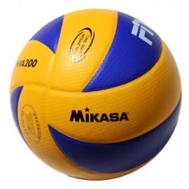 Μπάλα βόλεϊ Mikasa mva200 indoor (41800)