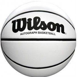 Μπάλα Μπάσκετ WILSON MINI AUTOGRAPH BASKETBALL wtb0503