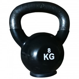 Kettlebell Βινυλίου με Βάση λάστιχου (8kg) pegasus B 4114 08