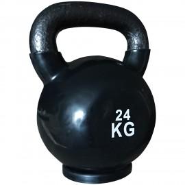 Kettlebell Βινυλίου με Βάση λάστιχου (24kg) pegasus B 4114 24