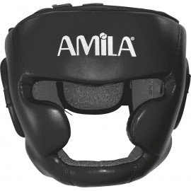 Κάσκα Κλειστού Τύπου Kick Boxing PU Amila 37230