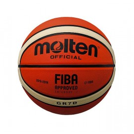 Παιδική μπάλα μπάσκετ MOLTEN (ΒGR5D ΟΙ)