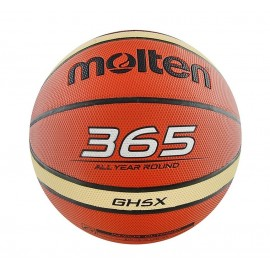 Παιδική μπάλα μπάσκετ MOLTEN 365 silver (BGH5X)