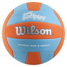 Wilson Super Soft Play Μπλε/Πορτοκαλί WTH90119XB
