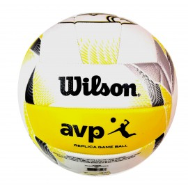 Μπάλα Μπιτς βόλεϊ Wilson AVP Manhattan beach wth6103xb white