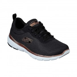 SKECHERS ΠΑΠΟΥΤΣΙ ΓΥΝΑΙΚΕΙΟ Appeal Flex 3.0 First Insight 13070-BKRG black