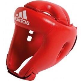"""Κάσκα Πυγμαχίας Παιδική ADIDAS """"ROOKIE"""" Red (ADIBH01)"""