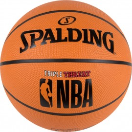 Μπάλα μπάσκετ Spalding Nba Triple Threat Brick 83 823Z1