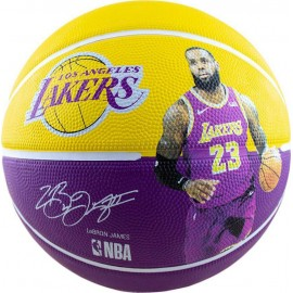 Μπάλα μπάσκετ Spalding Nba Player Lebron James 7 83 848Z1
