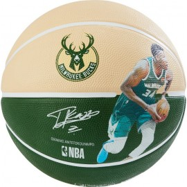 Μπάλα μπάσκετ Spalding Nba Player Bucks Giannis Antetokoumpo 83 836Z1