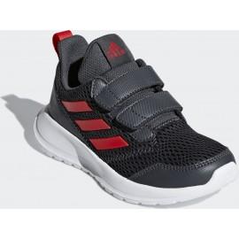 Παιδικό αθλητικό παπούτσι Adidas AltaRun CF Jr CG6896 grey/red