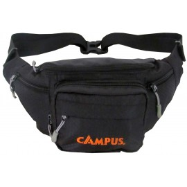Campus ΤΣΑΝΤΑΚΙ ΜΕΣΗΣ BANANA ΜΑΥΡΟ 810-3188-14