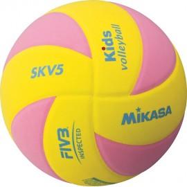 Παιδική μπάλα βόλεϊ Mikasa SKV5 YP Kids (41831)