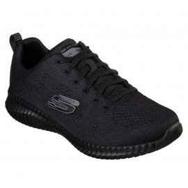 ΠΑΠΟΥΤΣΙ ΑΝΔΡΙΚΟ - Elite Flex - Clear Leaf (52871-BBK) BLACK - SKECHERS