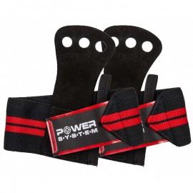 Προστατευτικά Παλάμης CrossFit PS 3330 red