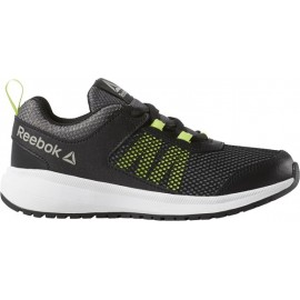Παιδικό παπούτσι Reebok Road Supreme Kids CN8567 black/lime
