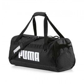Puma Chal Duffel Bag M Black 076621-01