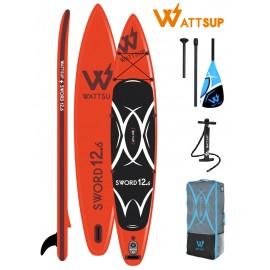 SUP Φουσκωτή Σανίδα WATTSUP Sword 12.6 0200-0408