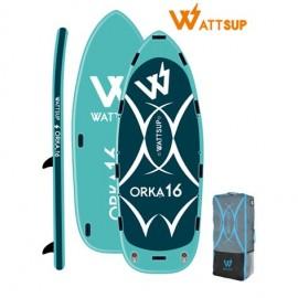 SUP Φουσκωτή Σανίδα WATTSUP Orca 16 0200-0410