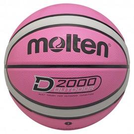 Γυναικεία μπάλα μπάσκετ MOLTEN (D2000 B6D2000) Outdoor