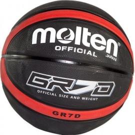 Μπάλα μπάσκετ MOLTEN BGR7D-RBK