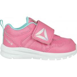 Βρεφικό παπούτσι REEBOK INFANTS GIRLS RUNNING ALMOTIO 4.0 SHOES DV8709 ροζ/σιέλ
